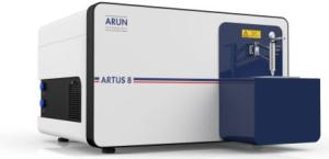 ARTUS 8 -  high-performance desktop CCD spectrometer